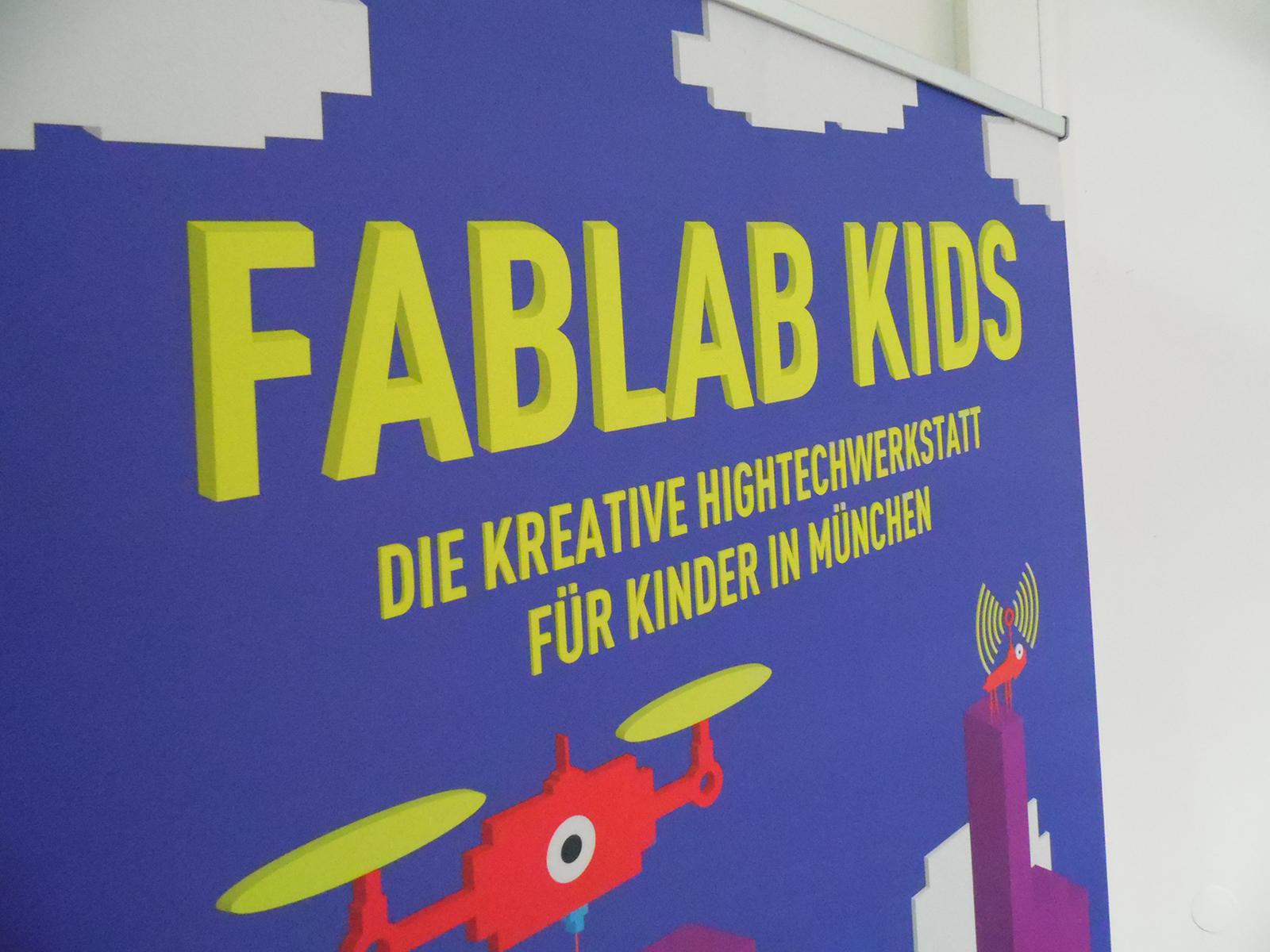 Besuch beim Fablab München