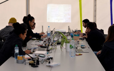 Foolish Hackathon zum Hafenspaziergang